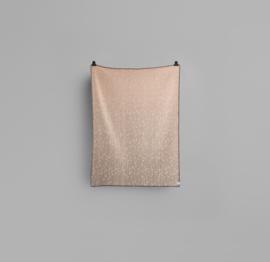 Røros Tweed, deken Agnès, roze