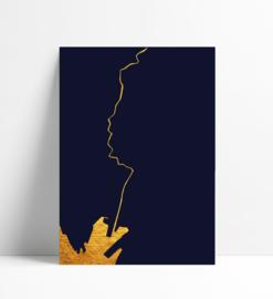 Akerselva goud, poster