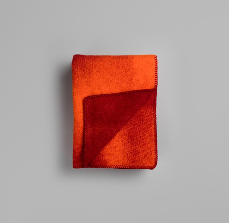 Røros Tweed, deken Islandskap