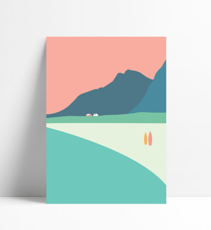 Lofoten, poster