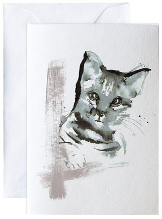 Silver, kunstkaart Elise Stalder