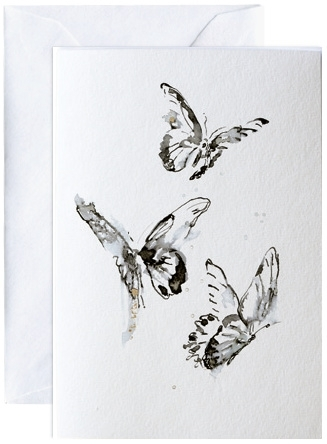 Sommerdans, kunstkaart Elise Stalder
