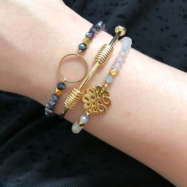 Armband Bedel  Knoop