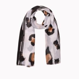 Sjaal Luipaard Vlekken