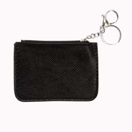 Mini Wallet Zwart