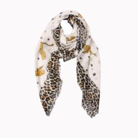Sjaal Luipaarden