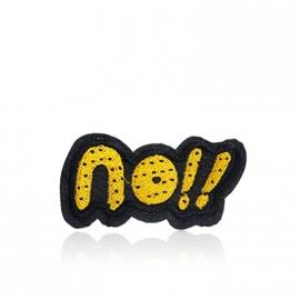 Jeans Patch - No!!
