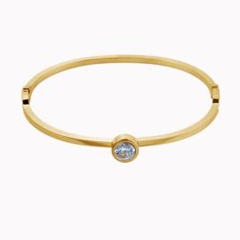 Armband Crystal - Goud