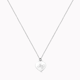 Ketting Mom - Zilver