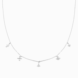 Ketting Space Zilver