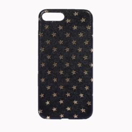 iPhone Hoesje Sterren Zwart