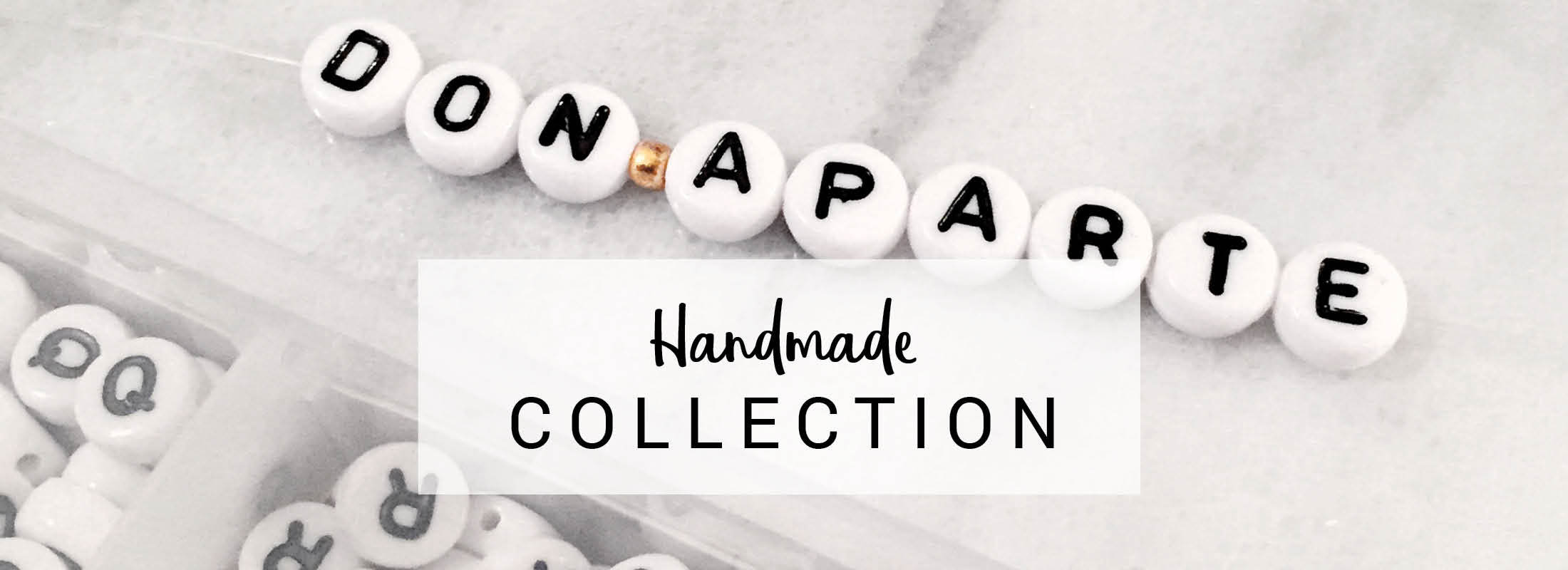 Handmade collection