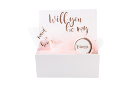 MAID OF HONOR BOXEN