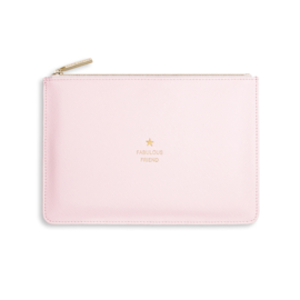 Perfect Pouch Pale Pink - Fabulous Friend
