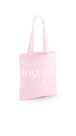 Canvas Bag - Bride to be