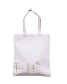Canvas Bag - Team Bride