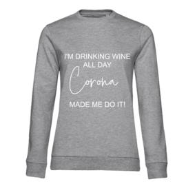 Sweater - Corona made me do it!