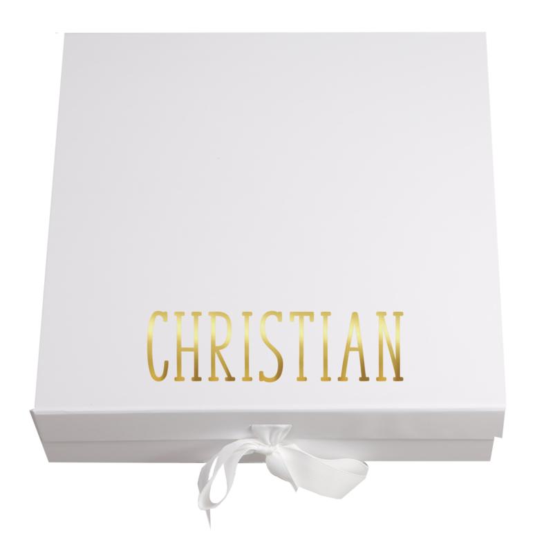 Luxury Gift Box Medium - Christian