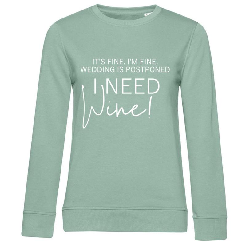 Sweater - It's Fine