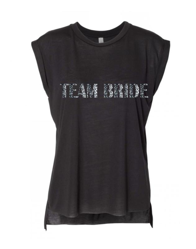T Shirt - Team Bride Stoer