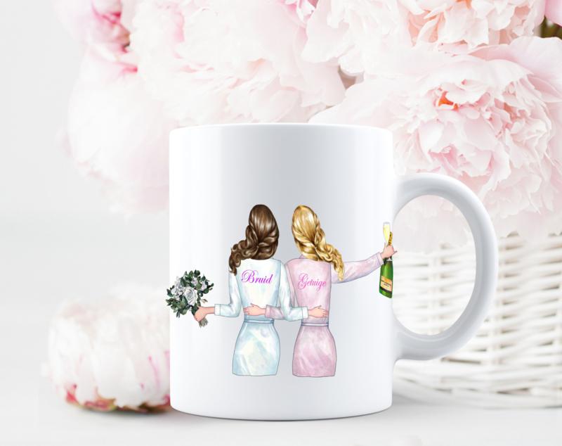 Mok - Kimono Meisjes