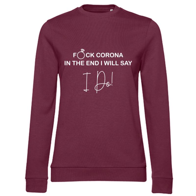 Sweater - FCK Corona