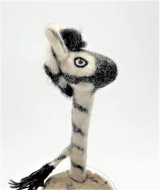 potloodhouder Zebra