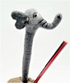potloodhouder olifant
