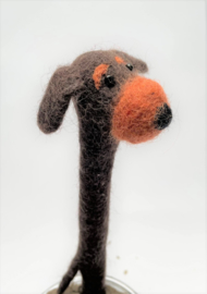 potloodhouder Hond