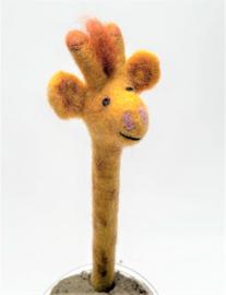 potloodhouder Giraffe