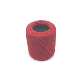 Glanskatoen rood per 10 meter
