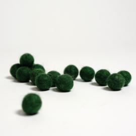 Viltballen donkergroen 348