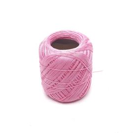 Glanskatoen zacht roze per 10 meter