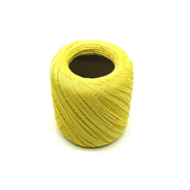 Glanskatoen geel per 10 meter