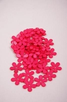 Bloemetjes fuchsia (10 stuks)