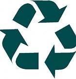 Ecozz Ecoshopper met rits - Monster 3 -  van gerecyclede rPET-flessen