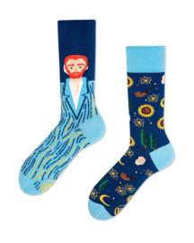 Many Mornings - sokken unisex - mismatched True Vincent