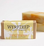 Werfzeep - Ylang Ylangzeep - Zeep 100 gram