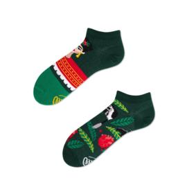 Many Mornings - sneaker sokken unisex - mismatched Feel Frida