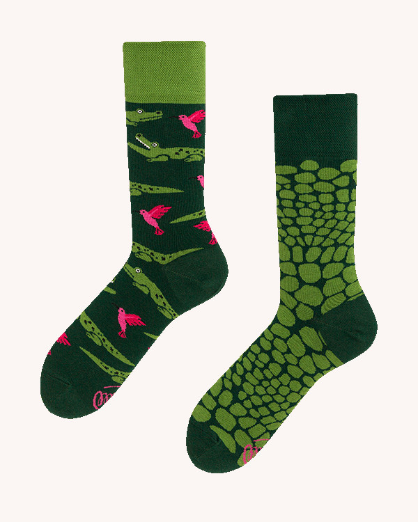 Many Mornings - sokken unisex - mismatched Forfitter
