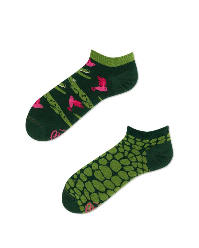 Many Mornings - sneaker sokken unisex - mismatched Forfitter