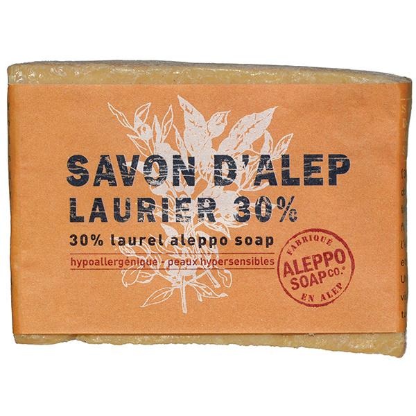 Aleppo - Savon d'Alep met 30% laurier - Zeep 200 gram