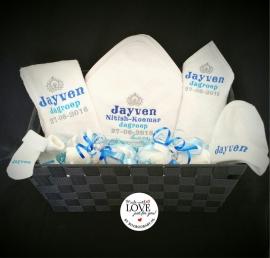 Pakket voor baby Jayven
