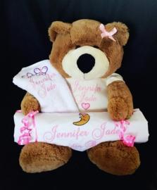 Pakket voor Jennifer Jade