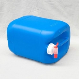 Dop kraan jerry can