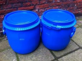 15 liter plastic vat