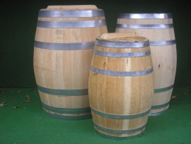 50 liter kastanje regenton