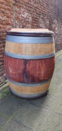 Eiken wijnvat 220 liter