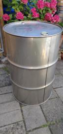 200 liter olievat RVS