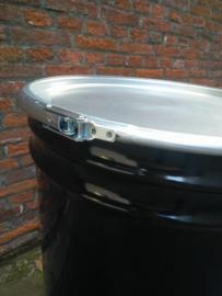 100 liter dekselvat conische